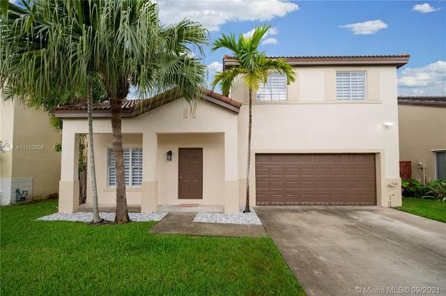 7404 SW 158th Pl, Miami, FL 33193 (MLS #A11102508) :: The Rose Harris Group