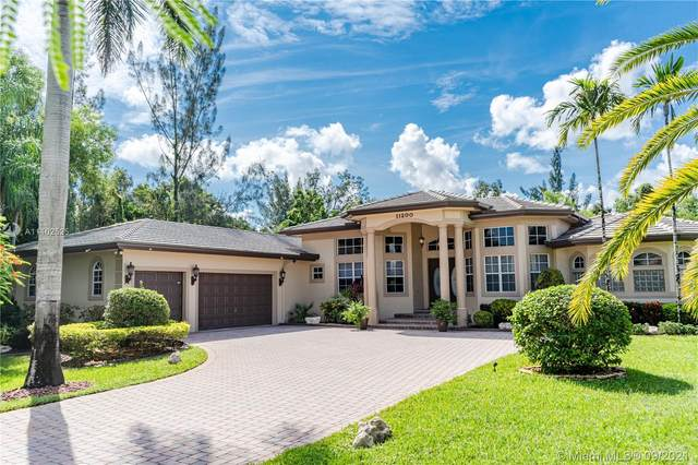 11200 NW 18th St, Plantation, FL 33323 (MLS #A11102525) :: The Teri Arbogast Team at Keller Williams Partners SW
