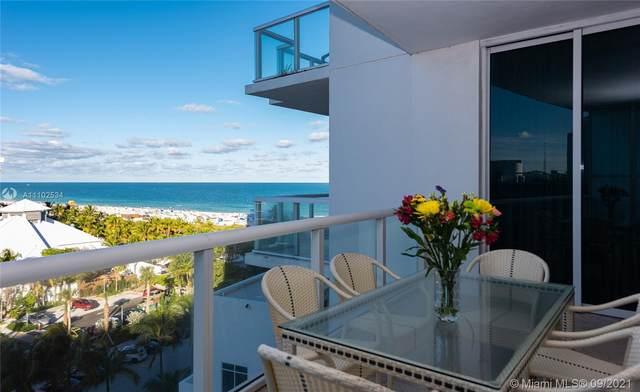 50 S Pointe Dr #907, Miami Beach, FL 33139 (MLS #A11102534) :: Berkshire Hathaway HomeServices EWM Realty