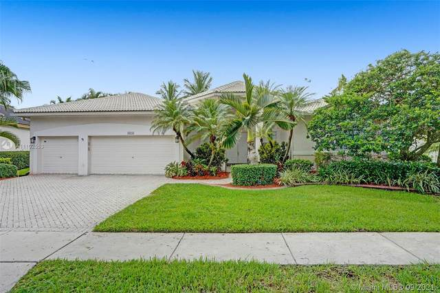 16750 NW 19th St, Pembroke Pines, FL 33028 (MLS #A11102553) :: Onepath Realty - The Luis Andrew Group
