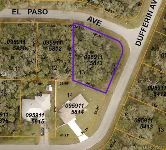 13 El Paso, North Port, FL 34286 (MLS #A11102554) :: Castelli Real Estate Services