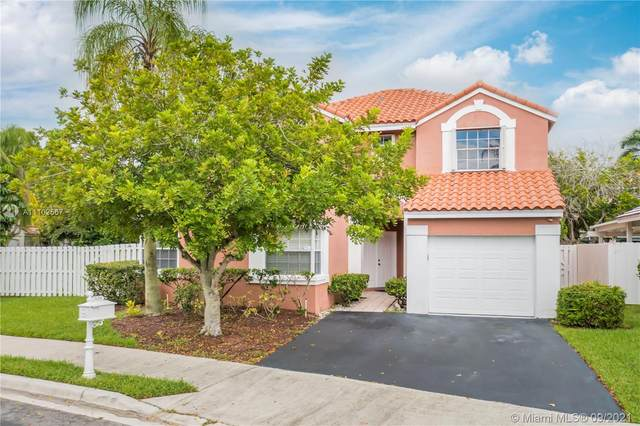539 Clermont Ct, Weston, FL 33326 (MLS #A11102567) :: Onepath Realty - The Luis Andrew Group