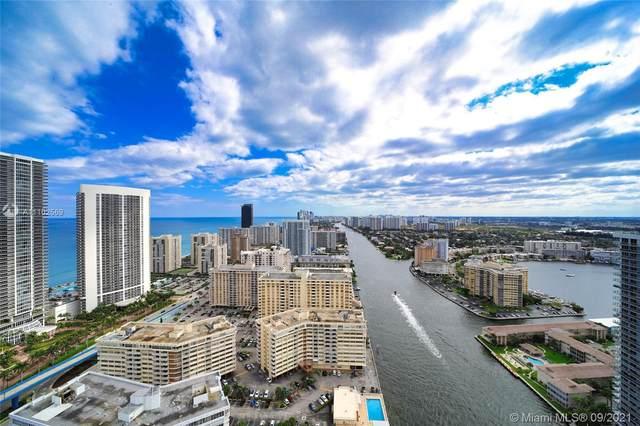 4010 S Ocean Dr R3208, Hollywood, FL 33019 (MLS #A11102569) :: Castelli Real Estate Services