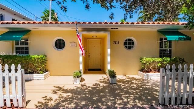 7115 Rue Notre Dame, Miami Beach, FL 33141 (#A11102583) :: Posh Properties