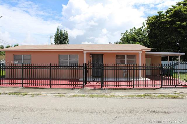 2850 NW 97th St, Miami, FL 33174 (MLS #A11102665) :: GK Realty Group LLC
