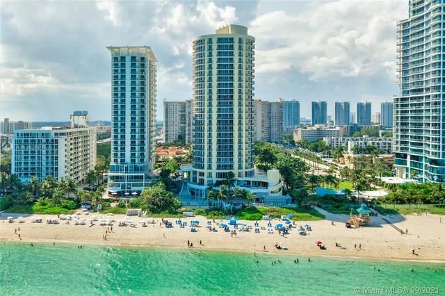 17375 Collins Ave #905, Sunny Isles Beach, FL 33160 (MLS #A11102691) :: All Florida Home Team