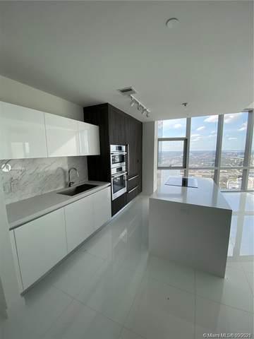 851 NE 1st Ave #3002, Miami, FL 33132 (MLS #A11102715) :: Castelli Real Estate Services
