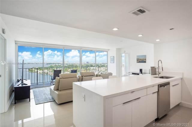 7601 E Treasure Dr #2116, North Bay Village, FL 33141 (MLS #A11102727) :: Green Realty Properties