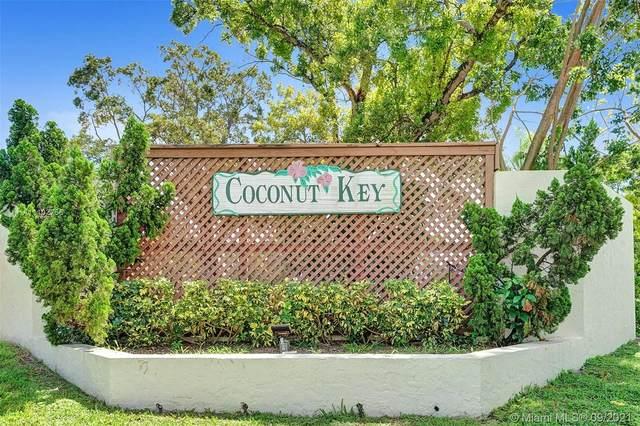 303 W Hemingway Cir #303, Margate, FL 33063 (MLS #A11102756) :: Dalton Wade Real Estate Group
