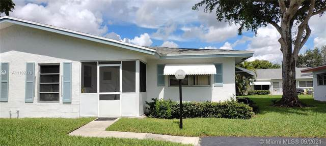 8551 NW 11th St B163, Plantation, FL 33322 (MLS #A11102778) :: Green Realty Properties