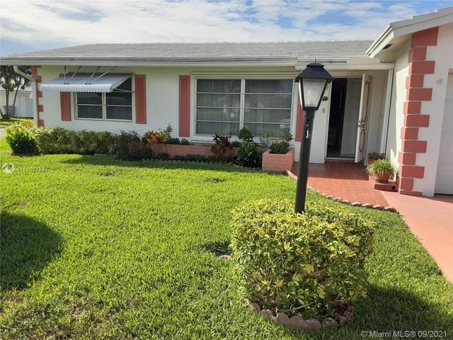 200 NW 25th Pl, Pompano Beach, FL 33064 (MLS #A11102786) :: Berkshire Hathaway HomeServices EWM Realty