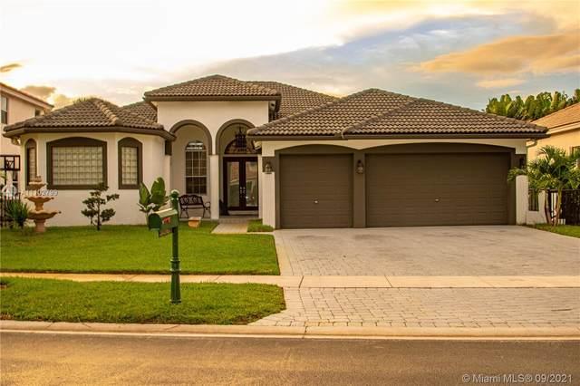 3062 SW 189th Ave, Miramar, FL 33029 (MLS #A11102799) :: Re/Max PowerPro Realty