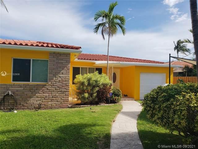 1070 Stillwater Dr, Miami Beach, FL 33141 (#A11102808) :: Posh Properties