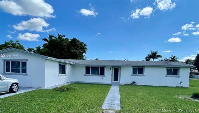 16105 N Miami Ave, Miami, FL 33169 (MLS #A11102831) :: Re/Max PowerPro Realty