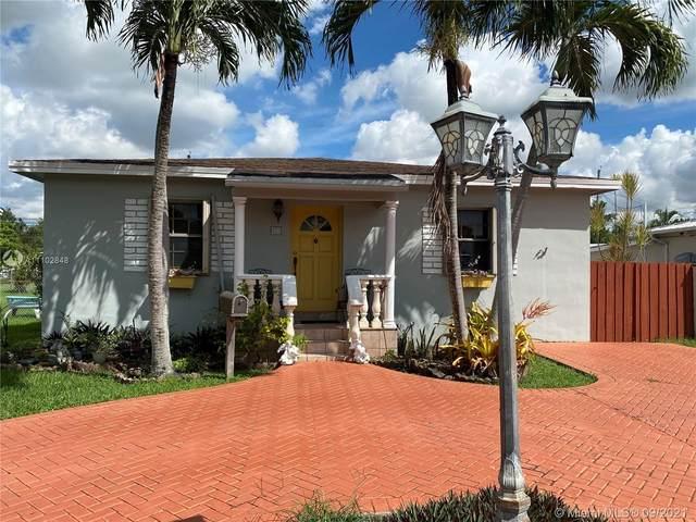225 Corydon Dr, Miami Springs, FL 33166 (MLS #A11102848) :: Castelli Real Estate Services