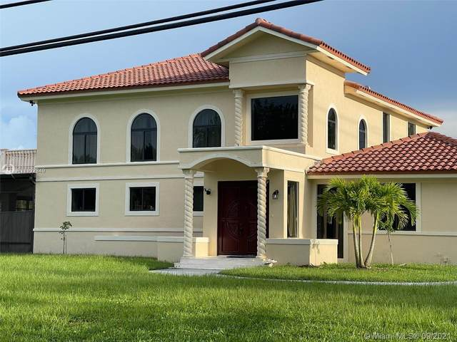 3301 SW 139th Ave, Miramar, FL 33027 (MLS #A11102849) :: Re/Max PowerPro Realty