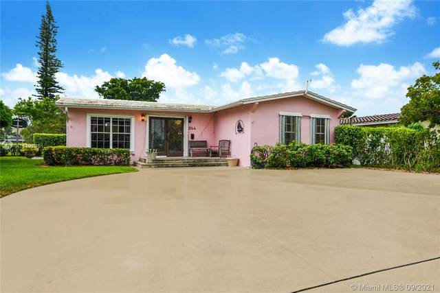 244 Hibiscus Ave, Lauderdale By The Sea, FL 33308 (MLS #A11102851) :: Re/Max PowerPro Realty