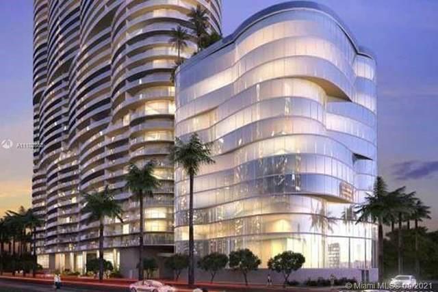 488 NE 18th St #3305, Miami, FL 33132 (MLS #A11102863) :: GK Realty Group LLC