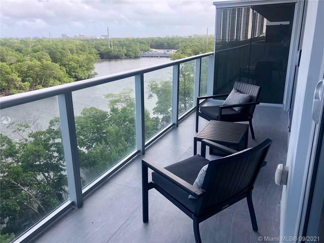16385 Biscayne Blvd #517, North Miami Beach, FL 33160 (MLS #A11102907) :: Green Realty Properties