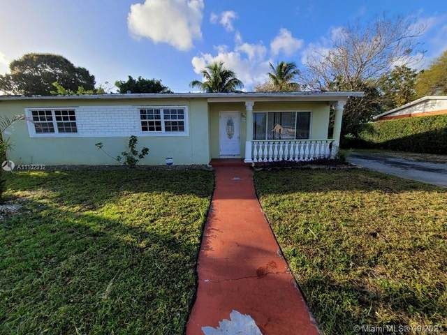 1250 NW 189th Ter, Miami Gardens, FL 33169 (MLS #A11102932) :: ONE   Sotheby's International Realty