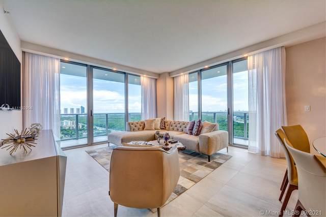 16385 Biscayne Blvd #2621, North Miami Beach, FL 33160 (MLS #A11102954) :: Green Realty Properties