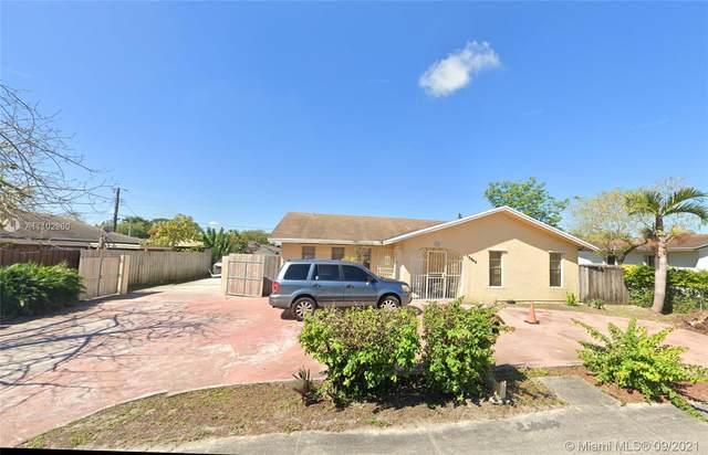 15942 NW 37th Ave, Miami Gardens, FL 33054 (MLS #A11102960) :: Rivas Vargas Group