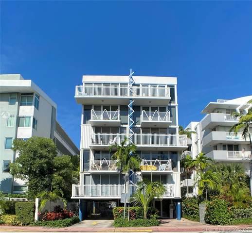 7824 Collins Ave #501, Miami Beach, FL 33141 (#A11103018) :: Posh Properties