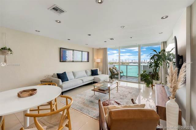 1200 West Ave #725, Miami Beach, FL 33139 (MLS #A11103055) :: The Riley Smith Group