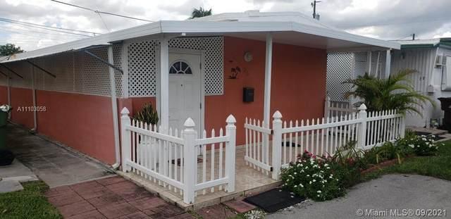 425 E 33rd St Lot # 26, Hialeah, FL 33013 (MLS #A11103058) :: Green Realty Properties