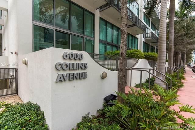 6000 Collins Ave #102, Miami Beach, FL 33140 (MLS #A11103091) :: Castelli Real Estate Services