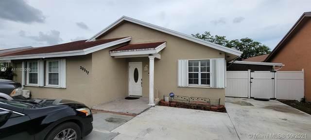 30317 SW 162nd Ave, Homestead, FL 33033 (MLS #A11103099) :: Douglas Elliman