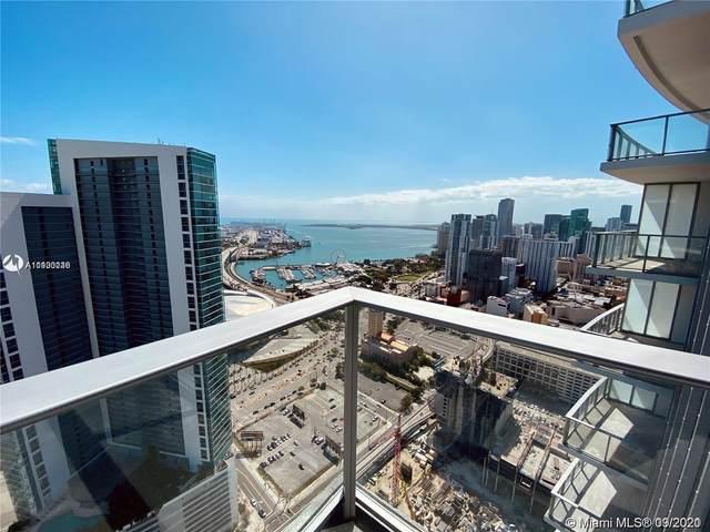 851 NE 1st Ave #4605, Miami, FL 33132 (MLS #A11103146) :: ONE | Sotheby's International Realty