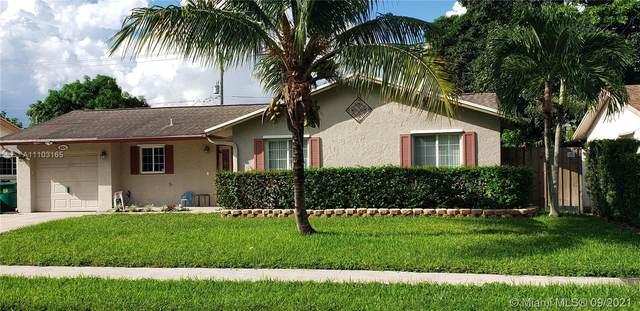 8331 NW 44th Ct, Lauderhill, FL 33351 (MLS #A11103165) :: Douglas Elliman