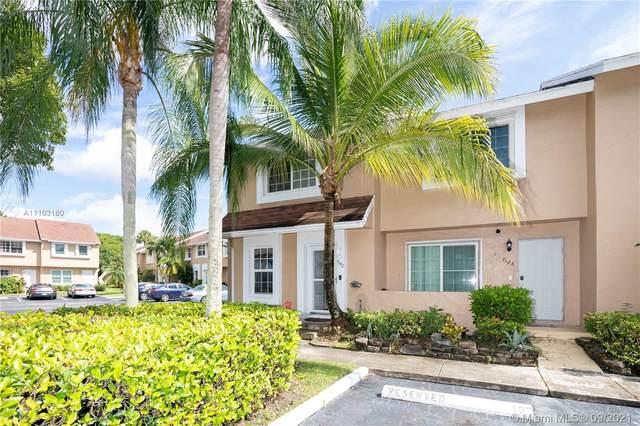 7192 Woodmont Ave #7192, Tamarac, FL 33321 (#A11103180) :: Posh Properties