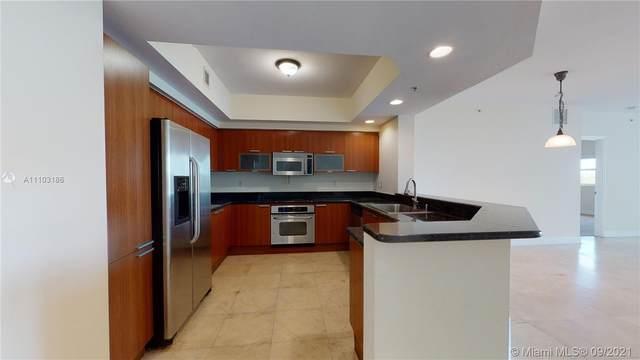 14951 E Royal Oaks Ln #602, North Miami, FL 33181 (MLS #A11103186) :: Berkshire Hathaway HomeServices EWM Realty