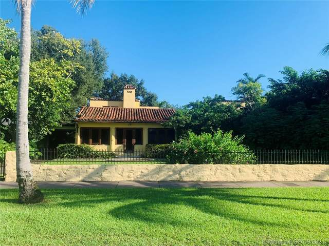 1043 N Greenway Dr, Coral Gables, FL 33134 (MLS #A11103202) :: The Riley Smith Group