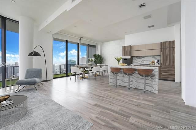 801 S Miami Ave Ph5709, Miami, FL 33130 (MLS #A11103211) :: Green Realty Properties