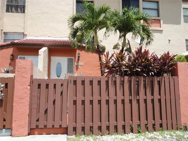 10003 NW 9th Street Cir #917, Miami, FL 33172 (MLS #A11103218) :: Vigny Arduz | RE/MAX Advance Realty