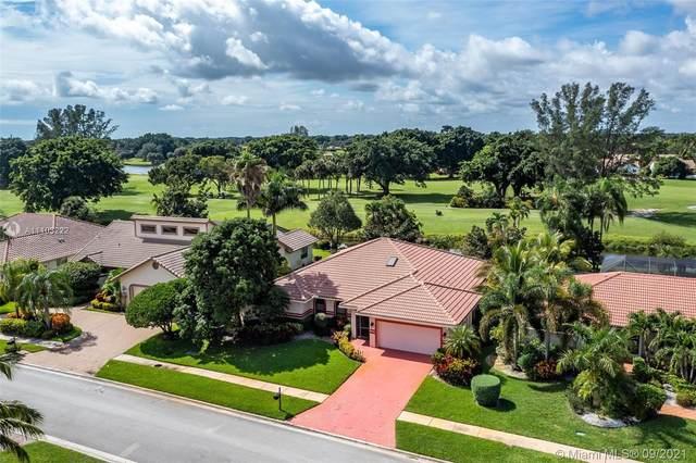 10104 Canoe Brook Cir, Boca Raton, FL 33498 (MLS #A11103222) :: The Riley Smith Group