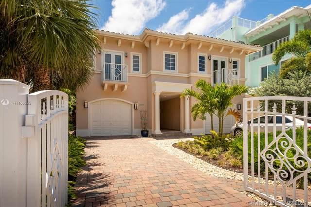 4590-4592 N Ocean Dr, Hollywood, FL 33019 (MLS #A11103223) :: Vigny Arduz | RE/MAX Advance Realty