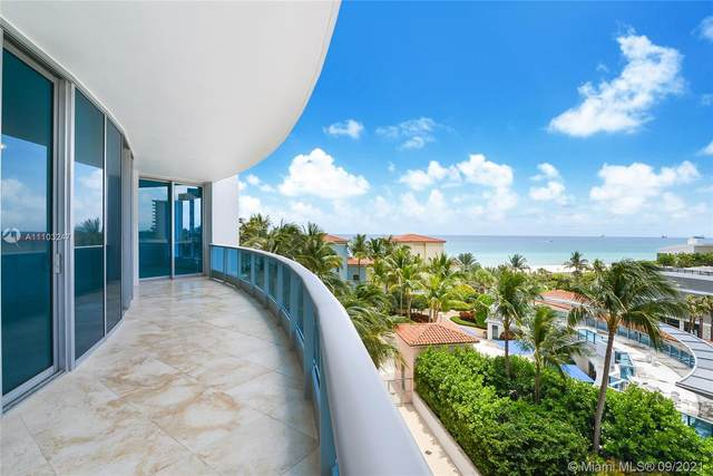 5959 Collins Ave #702, Miami Beach, FL 33140 (#A11103247) :: Posh Properties