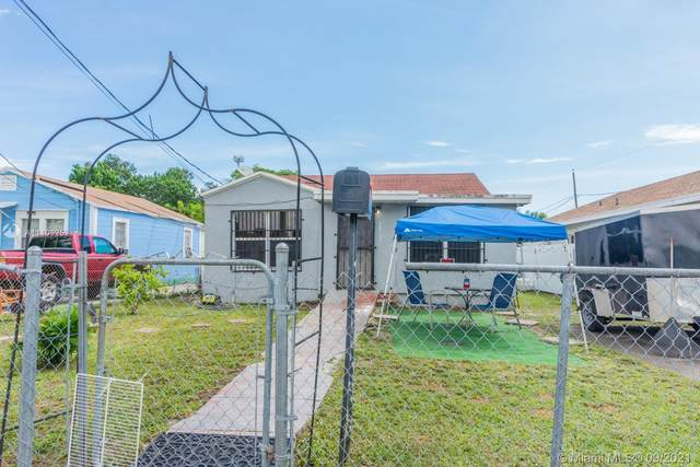 4811 NW 23rd Ave, Miami, FL 33142 (MLS #A11103252) :: ONE   Sotheby's International Realty
