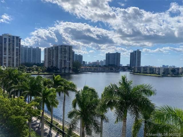 2801 NE 183rd St 617W, Aventura, FL 33160 (MLS #A11103266) :: Green Realty Properties
