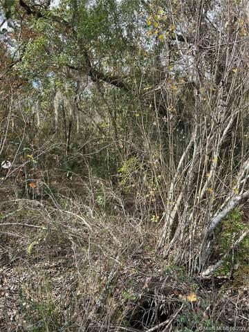 Deer Rd, Frostproof, FL 33843 (MLS #A11103301) :: The Riley Smith Group