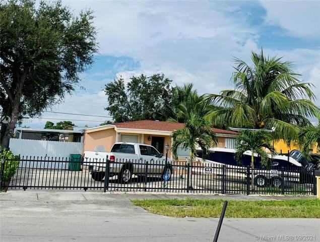 3295 NW 97th St, Miami, FL 33147 (MLS #A11103319) :: Jo-Ann Forster Team