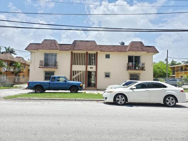 1008 NW 45th Ave #13, Miami, FL 33126 (MLS #A11103357) :: Re/Max PowerPro Realty