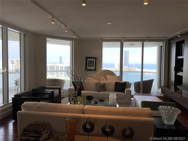 6000 Island Blvd #2501, Aventura, FL 33160 (MLS #A11103358) :: Re/Max PowerPro Realty