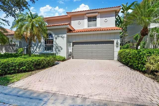 1539 Shoreline Way, Hollywood, FL 33019 (MLS #A11103359) :: Jo-Ann Forster Team