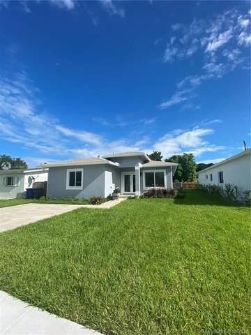 6312 Dawson St, Hollywood, FL 33023 (MLS #A11103363) :: Jo-Ann Forster Team