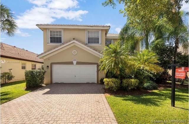 16560 SW 1st St, Pembroke Pines, FL 33027 (MLS #A11103365) :: Jo-Ann Forster Team